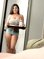 Scoreland - Breastfest In Bed - Daylene Rio